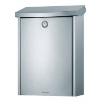 Brabantia Brievenbus B500 Matt Steel Easy Clean