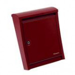 Penne Steely Bordeaux Rood A2082